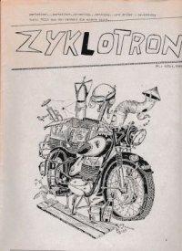 Zyklotron 1985/10, Jahrgang 03, Nr. 09