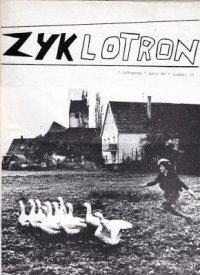 Zyklotron 1989/03, Jahrgang 07, Nr. 25