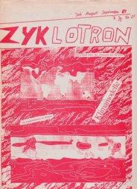 Zyklotron 1989/07, Jahrgang 07, Nr. 27