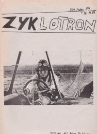 Zyklotron 1989/10, Jahrgang 07, Nr. 29
