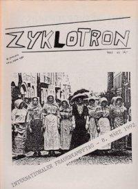 Zyklotron 1992/02, Jahrgang 10, Nr. 42