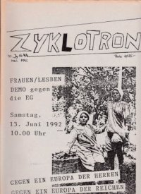 Zyklotron 1992/05, Jahrgang 10, Nr. 43