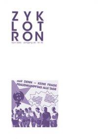 Zyklotron 2002/04, Jahrgang 20, Nr. 93