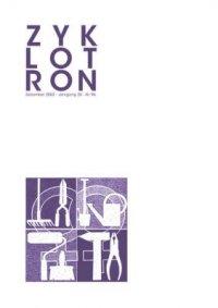 Zyklotron 2002/12, Jahrgang 20, Nr. 96