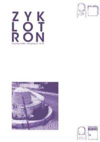 Zyklotron 2004/11, Jahrgang 22, Nr. 99