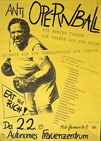 1989-02-02: Anti Opernball-Demo