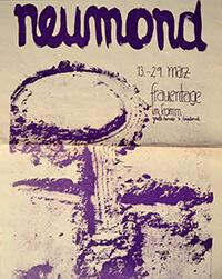 198?-03-13: Neumond – Frauentage im komm