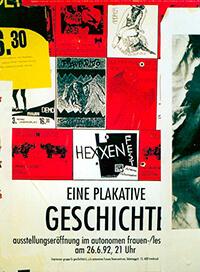 1992: Eine plakative Geschichte