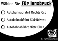 2000: Wählen Sie für Innsbruck