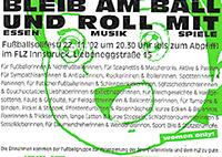 2002-11-22: Bleib am Ball und roll mit