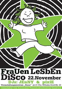 2003-11-22: FrauenLesbenDisco
