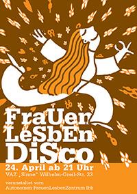 2004-04-24: FrauenLesbenDisco