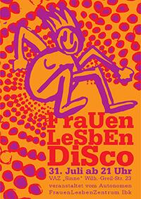 2004-07-31: FrauenLesbenDisco