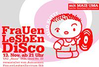 2004-11-13: FrauenLesbenDisco