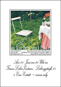 2005-06-10: Kuchen und Likör