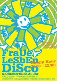 2005-10-08: FrauenLesbenDisco
