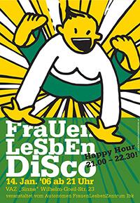 2006-01-14: FrauenLesbenDisco