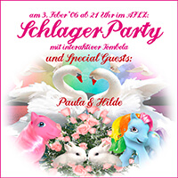 2006-02-03: Schlagerparty