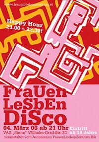 2006-03-04: FrauenLesbenDisco