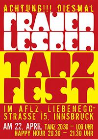 2006-04-22: Ersatzfest