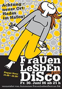 2006-06-30: FrauenLesbenDisco