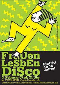 2007-02-03: FrauenLesbenDisco