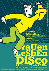 2007-06-23: FrauenLesbenDisco