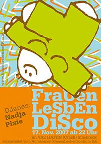 2007-11-17: FrauenLesbenDisco