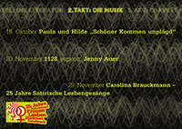 2008: 25 Jahre Autonomes FrauenLesbenZentrum Innsbruck - Musik