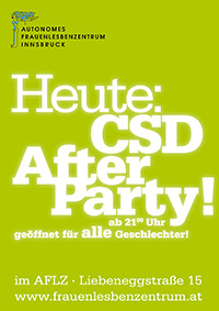 2012-06-09: CSD-Afterparty