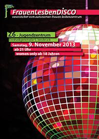 2013-11-09: FrauenLesbenDisco