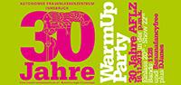 2013-11-16: 30 Jahre FrauenLesbenZentrum WarmUp Party